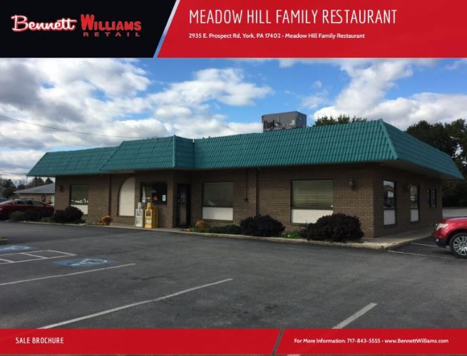 MEADOW HILL FAMILY RESTAURANT