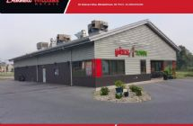 FREE STANDING 5,780 SF RESTAURANT/RETAIL FOR SALE